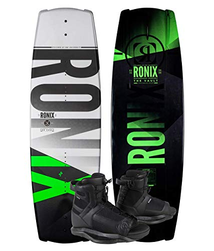 Ronix 144 Vault Wakeboard Package with Divide Boot 10.5-14.5