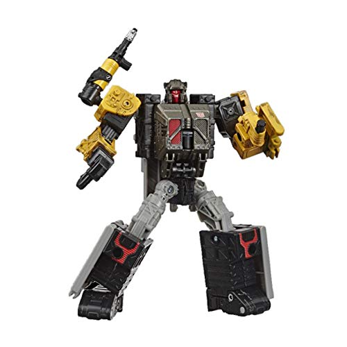 Htipdfg Figura de acción Robot Toys Classic para niños Figura de acción (Color : Without Retail Box)