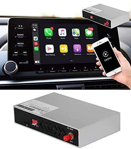 Buladala Wireless CarPlay Android Interfaz automática para Honda Original Factory Car Screen, Android Auto Mirror Link AirPlay para Honda Accord 10th Generation 2018-2020