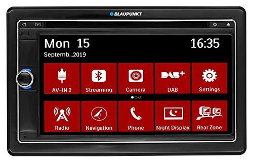 Blaupunkt Las Vegas 690 DAB NAV Truck - 2-DIN Navigation mit Touchscreen/Bluetooth/TMC/USB