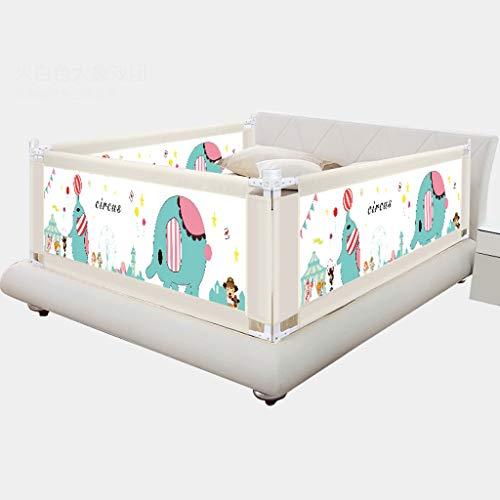 CHY Bed Rails voor peuters, kingsize bed veiligheid Bed Guard Rail, universele pasvorm voor latten en Boxspring