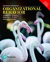 Organizational Behavior, 18Th Edition [Paperback] Vohra Robbins