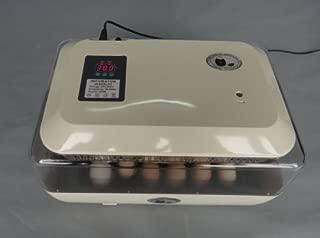 Turner Huhn Hatch Gefl/ügel Vogel F/ür Nutztiere Hatcher Inkubation Tools Supplie 220V SHIYN Automatische Inkubator 154 Wachtelei Tablett