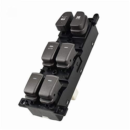 MNBHD Interruptor de Control de Ventana 93570-3K600 935703K600 Ventana Principal Interruptor de botón LHD for 08-10 Fit for Hyundai NF Sonata en Forma for el