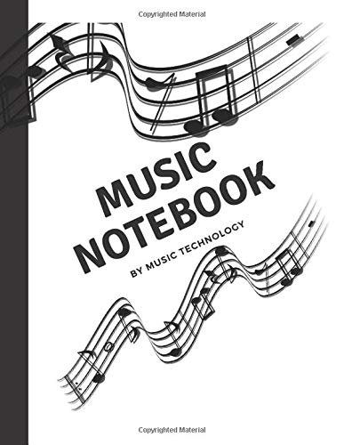 A minimalist manuscript ,music notebook for every instrument lover. Do not limit yourself. (8.5 x 11) 60 pages of pure music.: Music Manuscript , ... x 11 inch) 60 Pages, Note Writing and hobby