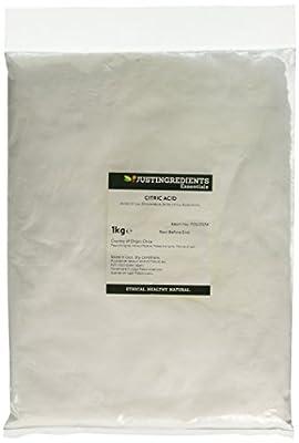 JustIngredients Essentials Citric Acid 1 Kg