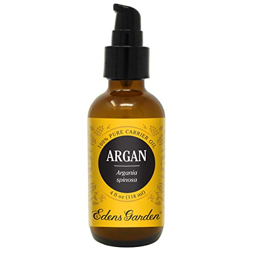 Edens Garden Argan Carrier Oil (Best For Mixing With Essential Oils), 4 oz