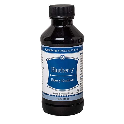 Lorann Oils Bakery emulsiones Natural y Artificial Sabor 4oz