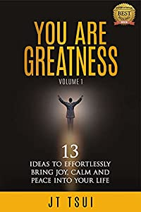 You Are Greatness 1巻 表紙画像