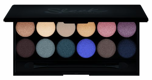 Sleek MakeUP iDivine Eyeshadow Palette Storm 13.2g