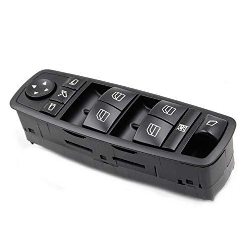 PREPP Interruptor de Ventanas de Potencia de automóviles Auto Fit para Mercedes Benz ML350 W251X164 GL450 R350 R280 R500 R320 ML63 ML320 GL320 GL450
