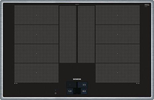 Siemens EX845KYE1E iQ700 Induktions-Kochstelle / 1,14 79,5 cm / Varioinduktion Plus / schwarz