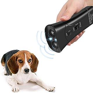 Handheld Dog Repellent, Ultrasonic Infrared Dog Deterrent, Dog Training for Small Medium Large Dogs