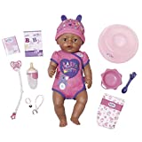 Zapf Creation 4001167822029 Baby Born Funktionspuppe, Mehrfarbig