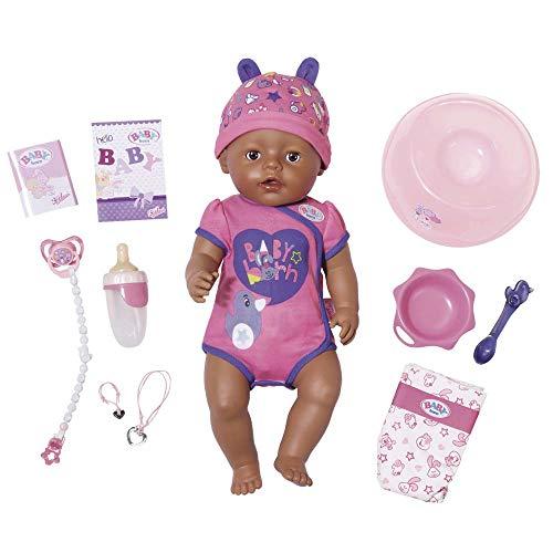 BABY born - Muñeca bebé Niña con 9 funciones