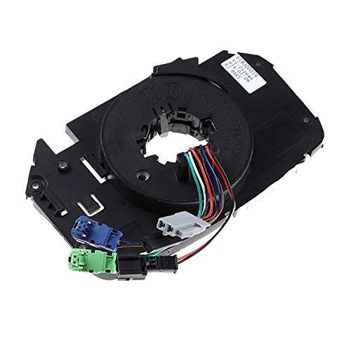 MagiDeal Reloj Cable en Espiral Plástico Metal Se Adapta a R-enault Megane 2 MK Ll Wagon Herramientas Robustas