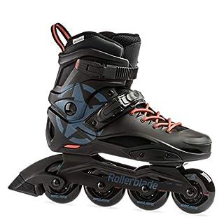 Rollerblade Cruiser Adult Fitness Inline Skate, Black/Grey Blue, Size 10 (B07GBBLTSG) | Amazon price tracker / tracking, Amazon price history charts, Amazon price watches, Amazon price drop alerts