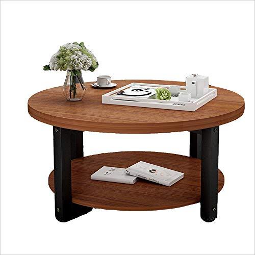 Woonkamer eenvoudige mini ronde combinatie creatieve salontafel Lage tafel Kleine tafel