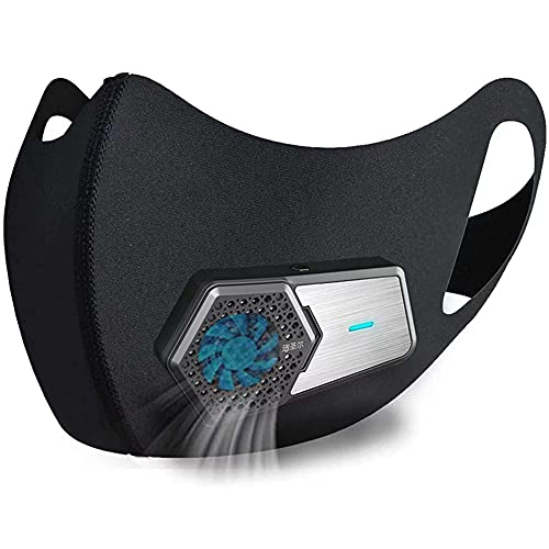Travel-Size Air Purifiers,Personal Wearable Air Purifiers,Head-mounted Portable Mini Air...