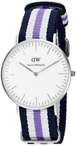Daniel Wellington Women's Trinity Silver Watch - http://coolthings.us