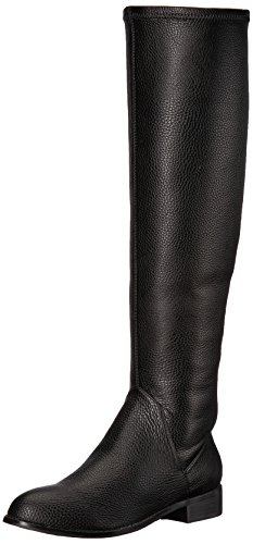 Very Volatile Women's Angelina Riding Boot, Black, 8.5 B US