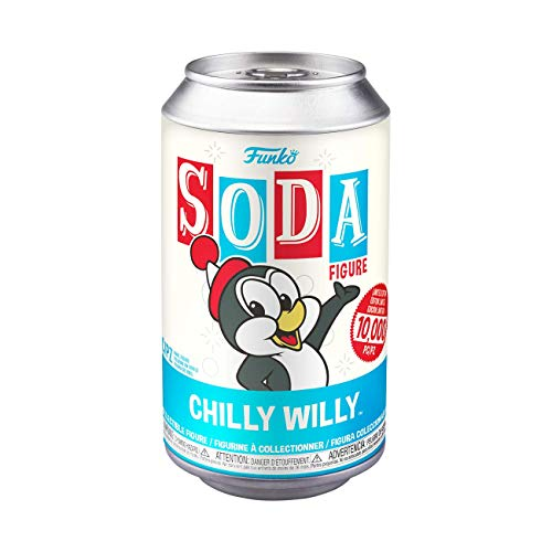 Mighty Mojo Vinyl SODA: Chilly Willy – Chilly Willy W/Chase