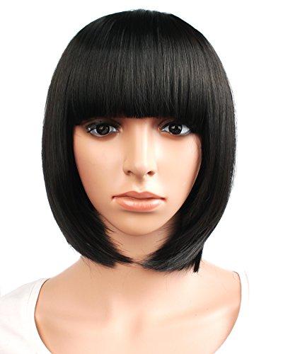 comprar pelucas flequillo pelo natural on line