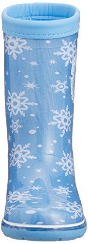 [ディズニー]レインブーツ日本製アナと雪の女王14~19cmキッズロンプC63アナユキサックス18.0cm2E