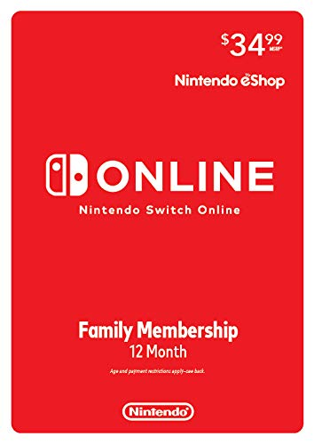 how to sign up for nintendo switch online Nintendo Switch Online Family Membership 12 Month - Nintendo Switch [Digital Code]