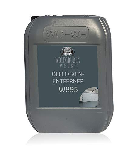Ölfleckenentferner Getriebeölreiniger Typ WO-WE W895 Ölflecken Schmieröl Getriebeöl 5L