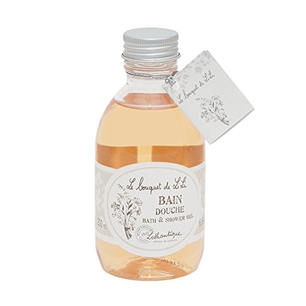爪その財団Lothantique(ロタンティック) Le bouquet de LiLi(ブーケドゥリリシリーズ) ボディウォッシュ 200ml 3420070029034