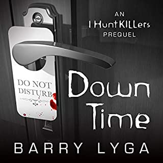 Down Time audiobook cover art