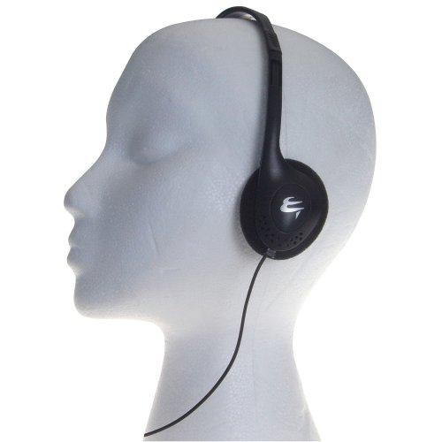 Computer GEAR Economische, stereo-headset met inline microfoon
