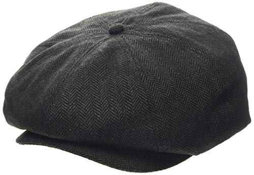 Dickies Herren Tucson Flat Baseball Cap, Schwarz (Black Black Blk), One Size (Herstellergröße: OS)