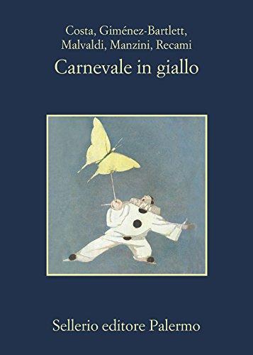 Carnevale in giallo (La memoria Vol. 949)