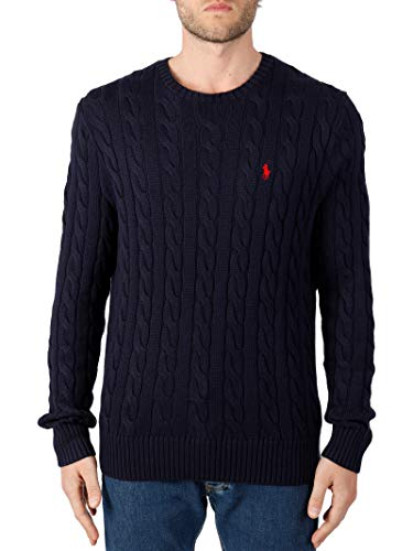 Polo Ralph Lauren Maglia Uomo a trecce 710775885001 M