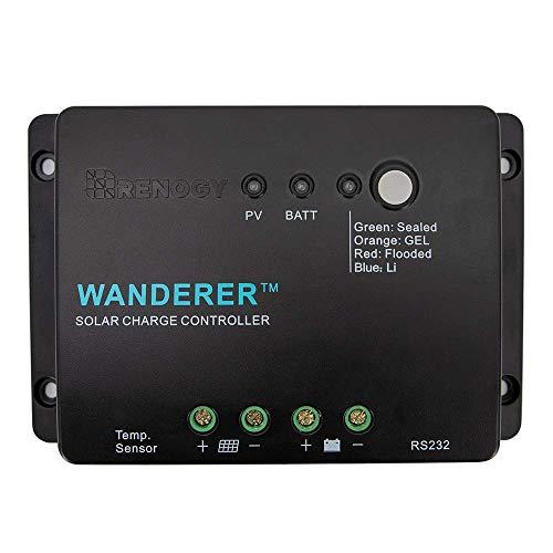 Renogy Wanderer 30A 12V régulateur de charge PWM