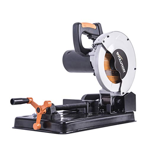 Evolution RAGE4 Multifunktionstrennsäge Mehrzweck Cut Off Saw 185 mm – 230 V