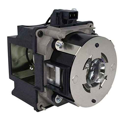 GOLDENRIVER EP40 Replacement Projector Lamp with Housing Compatible with EPSON ELPLP40 EMP-1815 EB-1810 EB-1825 EMP-1825 PowerLite 1810p