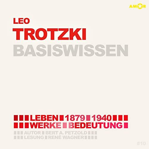 Leo Trotzki (1879-1940) Basiswissen Titelbild