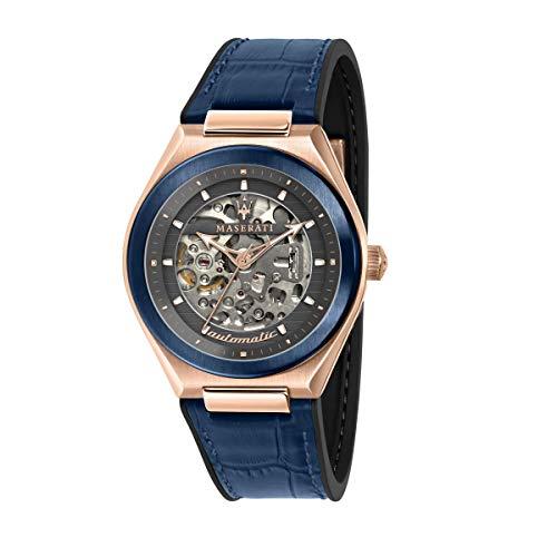 Orologio da uomo, Collezione TRICONIC, automatico, solo tempo, 3h - R8821139002