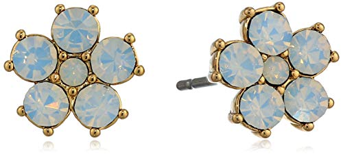 Kate Spade New York Opal Gold Plated Stud Earrings