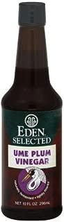 Eden Foods Ume Plum Vinegar, 10-Ounce (Pack of 6)
