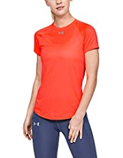Under Armour Ua Qualifier Short Sleeve - Camiseta Mujer