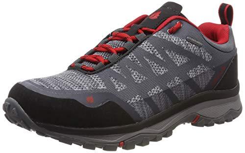 Lafuma Shift Clim M, Chaussures de Randonnée Basses, Homme, Gris (carbon/black 4550), 42