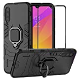 BT-Share For Xiaomi Mi A3 Case with Screen Protector,Heavy