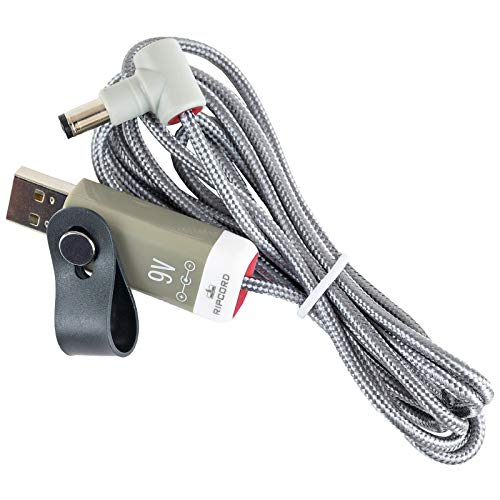 For Sale! myVolts Ripcord - USB to 9V DC Power Cable Compatible with The Roland TD-8 Drum Module