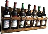 Wall Wine Racks Metal Iron Storage Shelf in Bar Household LOFT Ceiling Wall Mounted Hanging Wine Champagne Glass Goblets Stemware Rack Wine Bottle Holder Multi-size (Color : Black, Size : 12