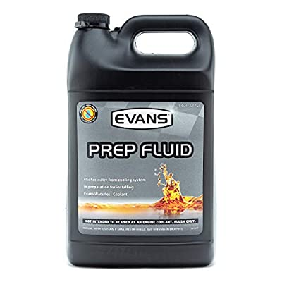 EVANS Cooling Systems Waterless Prep Fluid