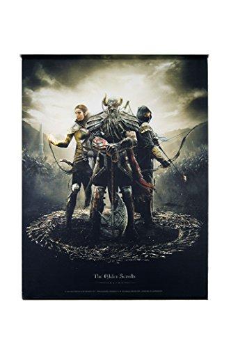 The Elder Scrolls Online Wallscroll Legends
